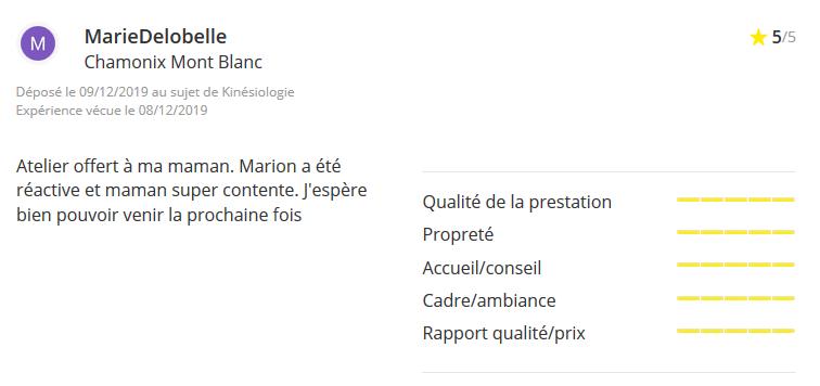 Marie delobelle